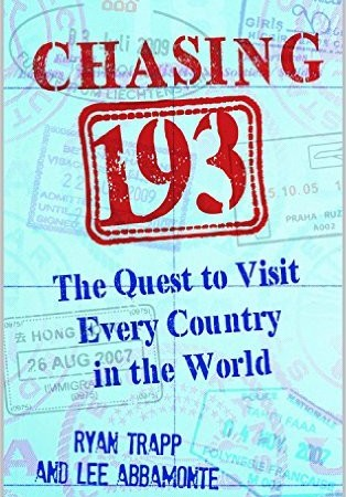 chasing 193 book cover